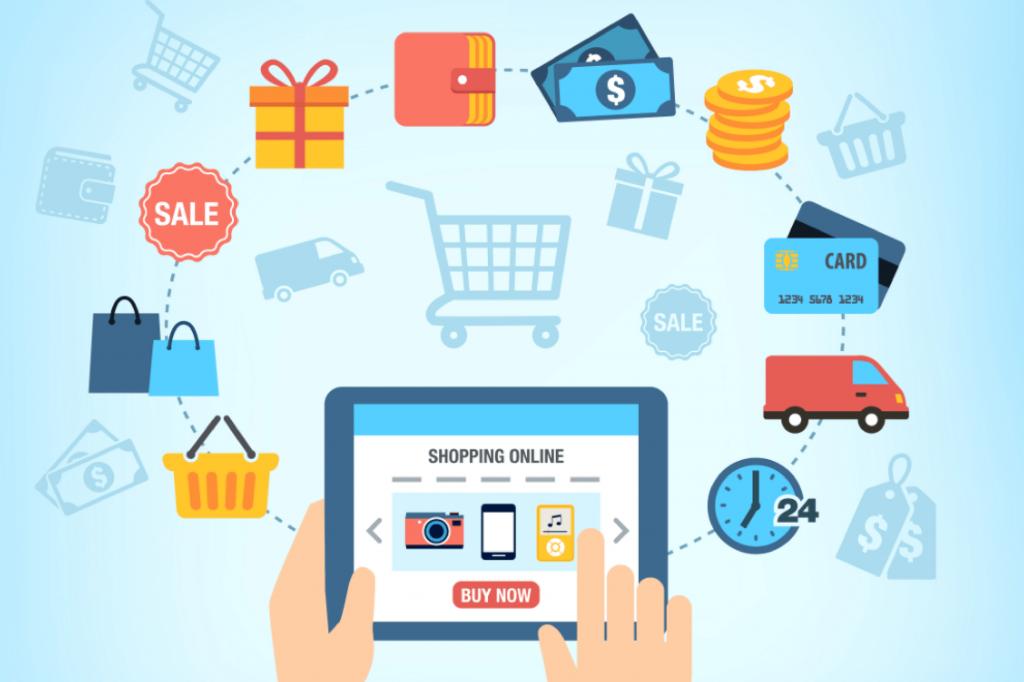 handel internetowy