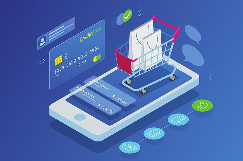 Handel w internecie - sprzedaż internetowa